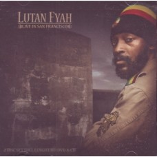 Lutan Fyah - Live in San Francisco