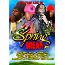 Spring Break PT.1 2012: Various Artists